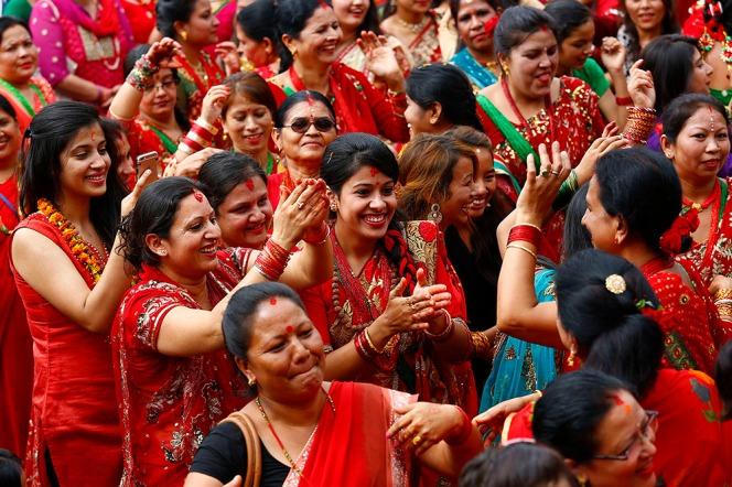 Teej Festival - Hari Talika